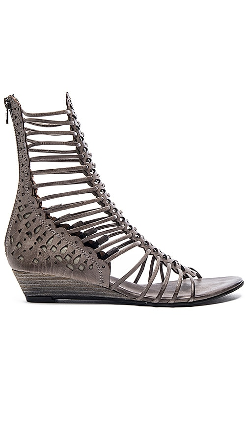 Rebels Brooke Sandal in Gray