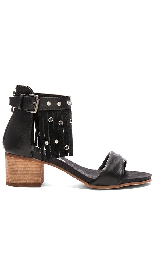 Rebels Lilith Sandal in Black