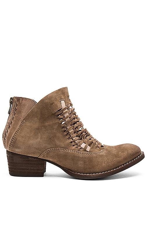 Rebels Cori Bootie in Taupe