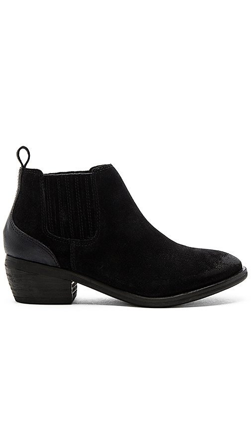 Rebels Ryan Booties in Black