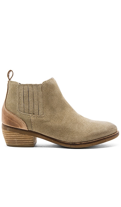 Rebels Ryan Booties in Beige