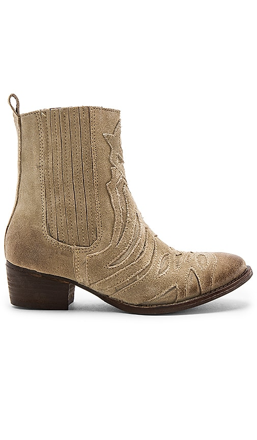 Rebels Conner Booties in Beige