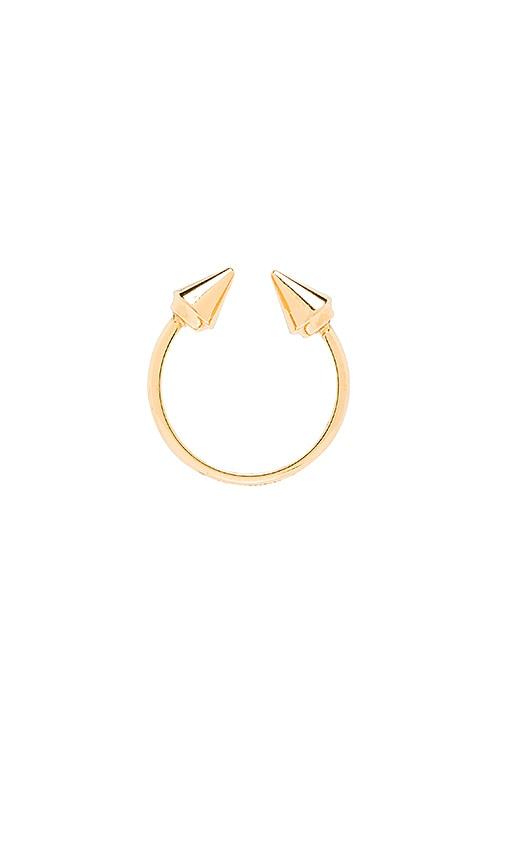 Vita Fede Ultra Mini Titan Ring in Gold