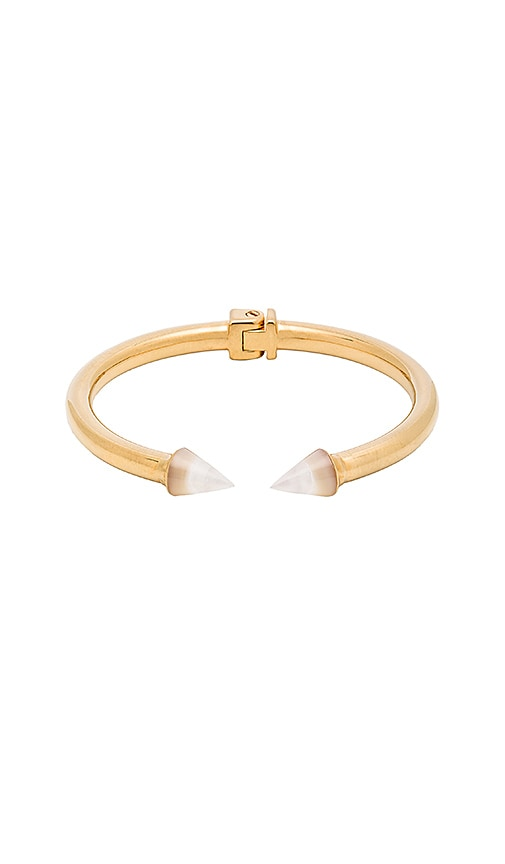 Vita Fede Mini Titan Stone Bracelet in Metallic Gold