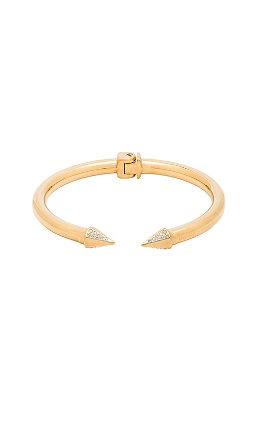 Vita Fede Mini Titan Crystal Thea Bracelet in Gold