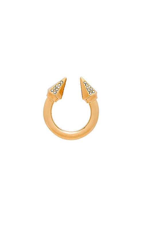Vita Fede Titan Thea Crystal Ring in Gold