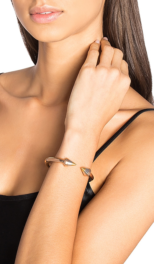 Vita Fede Titan Tri Color Bracelet in Metallic Copper