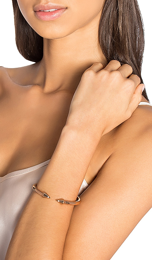 Vita Fede Mini Titan Solitaire Bracelet in Metallic Copper