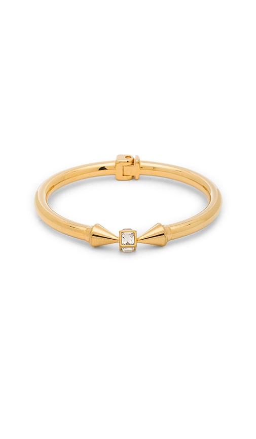 Vita Fede Mini Titan Gemma Bracelet in Gold & Clear