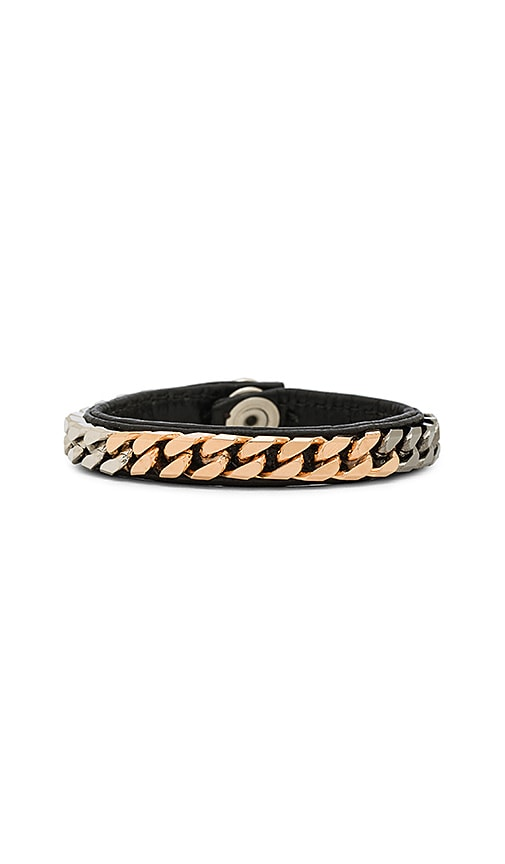 Vita Fede Monaco Wrap Bracelet in Metallic Copper