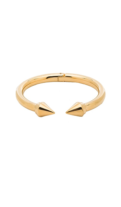 Vita Fede Original Titan Bracelet in Metallic Gold
