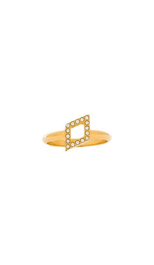 Rombo Crystal Ring