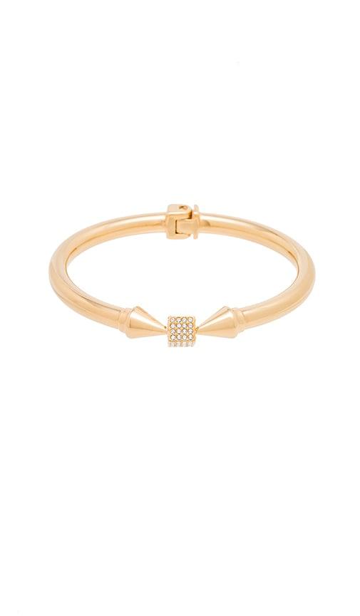 Vita Fede Mini Titan Cubo Bracelet in Gold