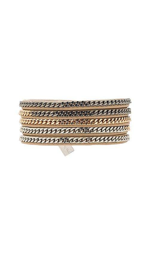 Capri 5 Wrap Bracelet