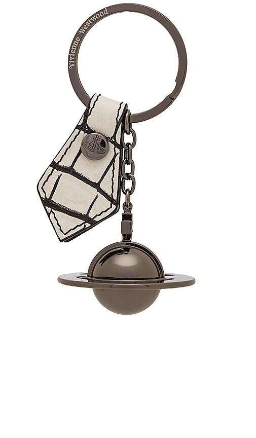 Round Orb Gun Gadget Key Ring