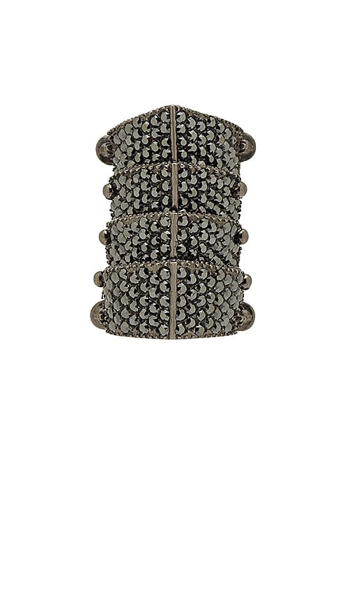 Vivienne Westwood Regent Ring in Metallic Silver