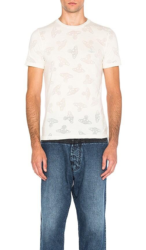 Vivienne Westwood Time Machine T-Shirt in Beige