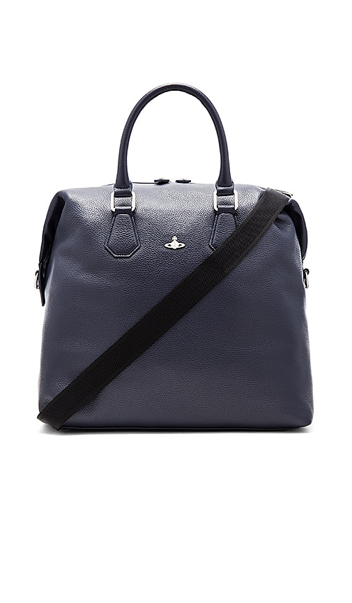 Vivienne Westwood Milano Bag in Navy