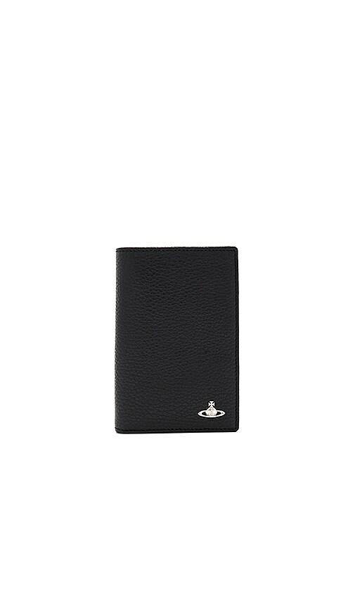 Vivienne Westwood Milano Wallet in Black
