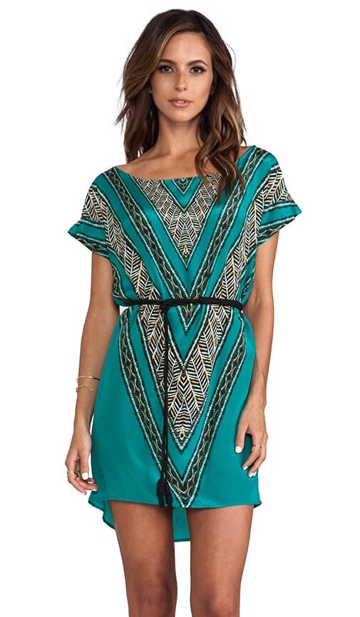 Lora Short Dress Xingu