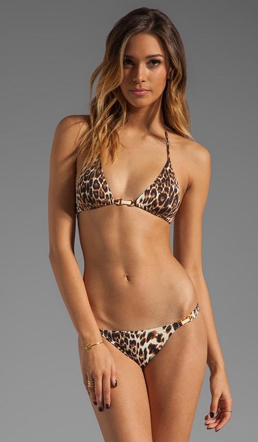 Congo Tri Detail Bikini Top