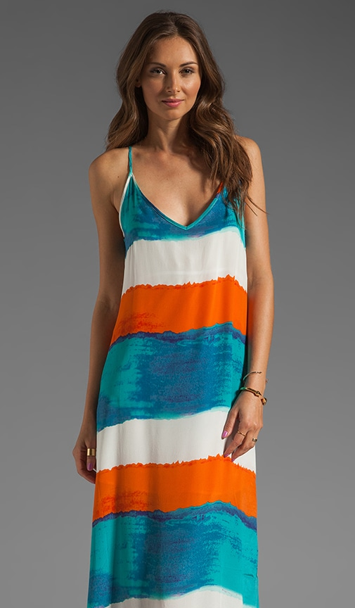 Caribe Vicky Long Dress