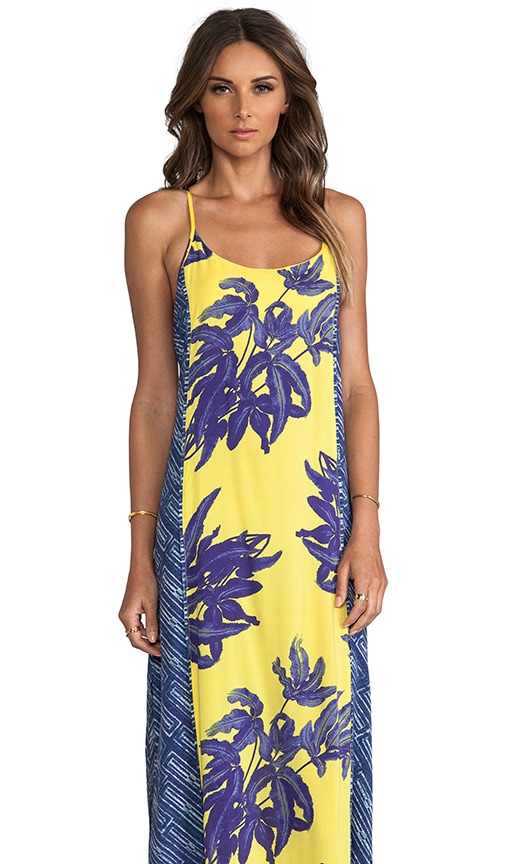 St. Barths Alexia Long Dress