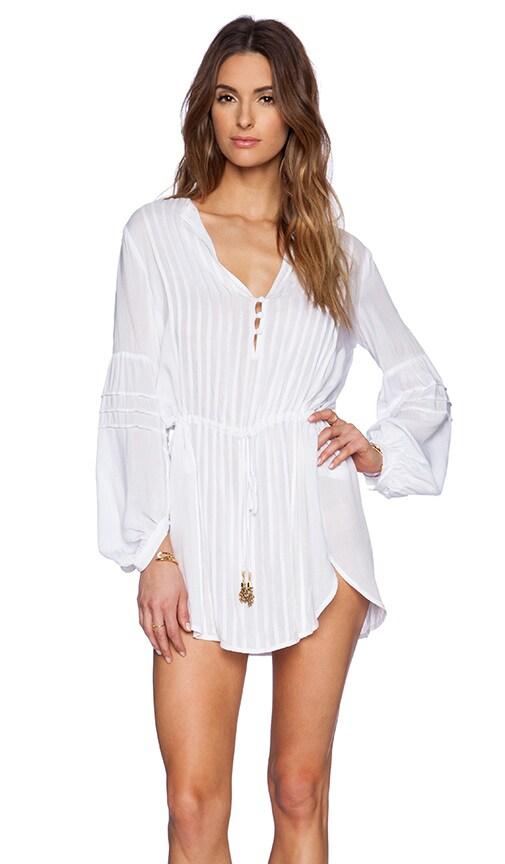 Vix Swimwear Paris Tunic in White