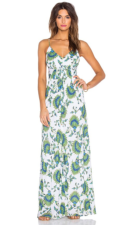 Vix Swimwear Faby Maxi Dress in Lattice
