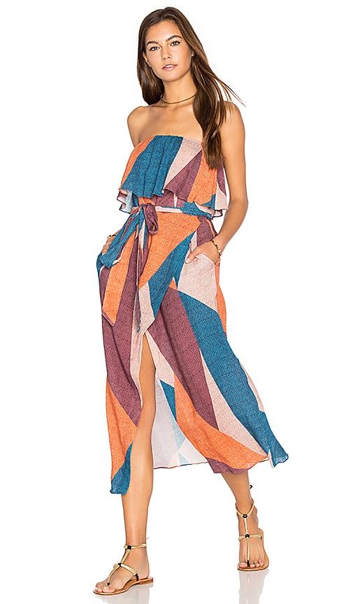 Ananda Strapless Dress