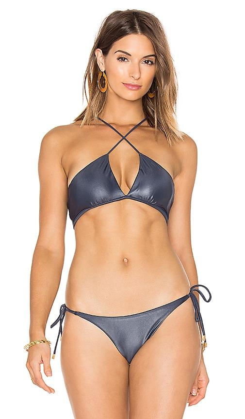 Vix Swimwear Cirre Celina Bikini Top in Blue