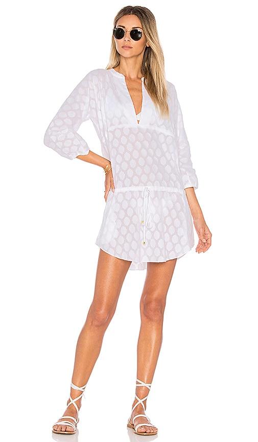 Vix Swimwear Cristina Dress in White
