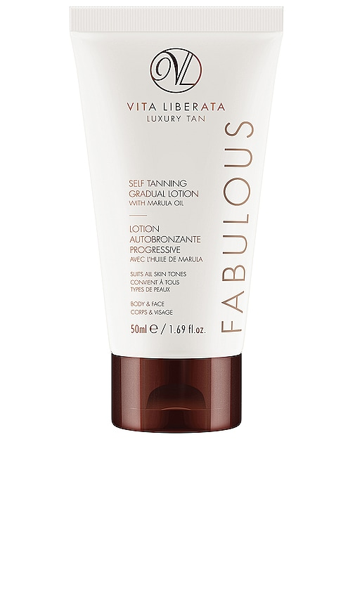 Travel Fabulous Self Tanning Gradual Lotion