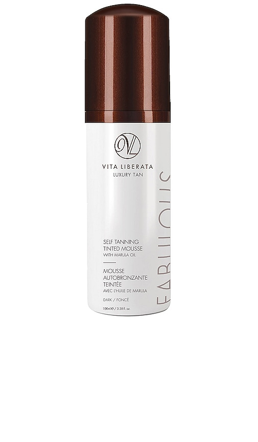 Fabulous Self Tanning Tinted Mousse - Dark