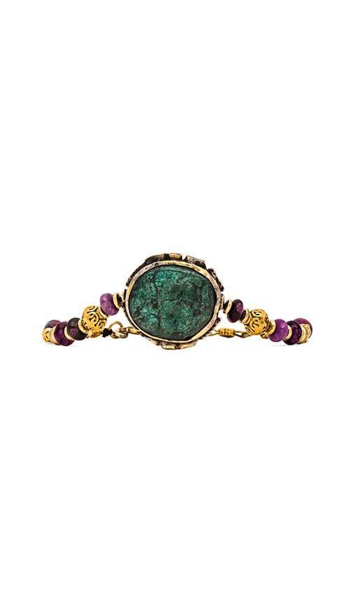 Felix Turquoise Bracelet