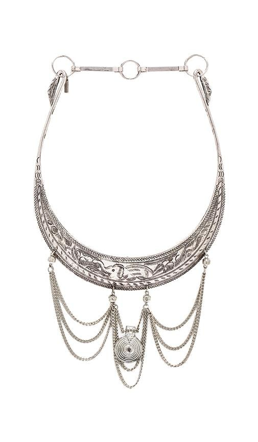 Nebulous Statement Necklace