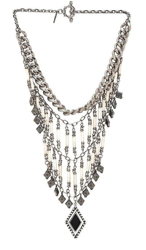 The Midnight Statement Necklace