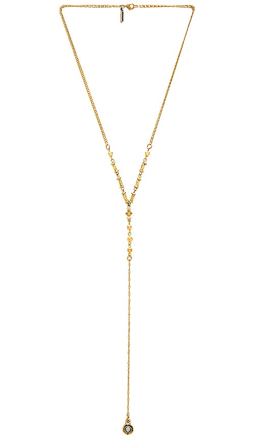 Vanessa Mooney The Pantages Necklace in Gold