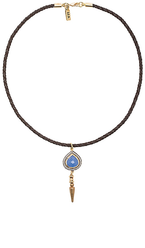 Vanessa Mooney Rhythm & Blues Choker in Brown