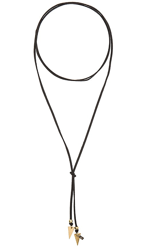 Bolo Arrow Necklace