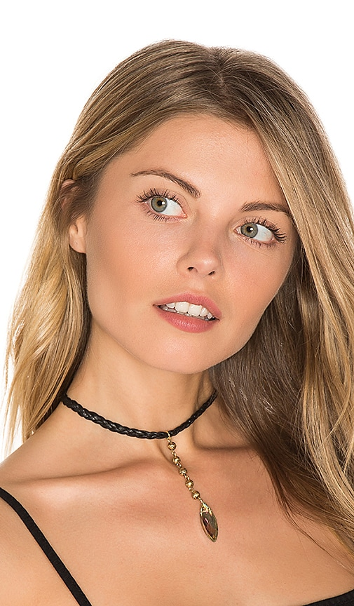 Vanessa Mooney Hayes Necklace in Black