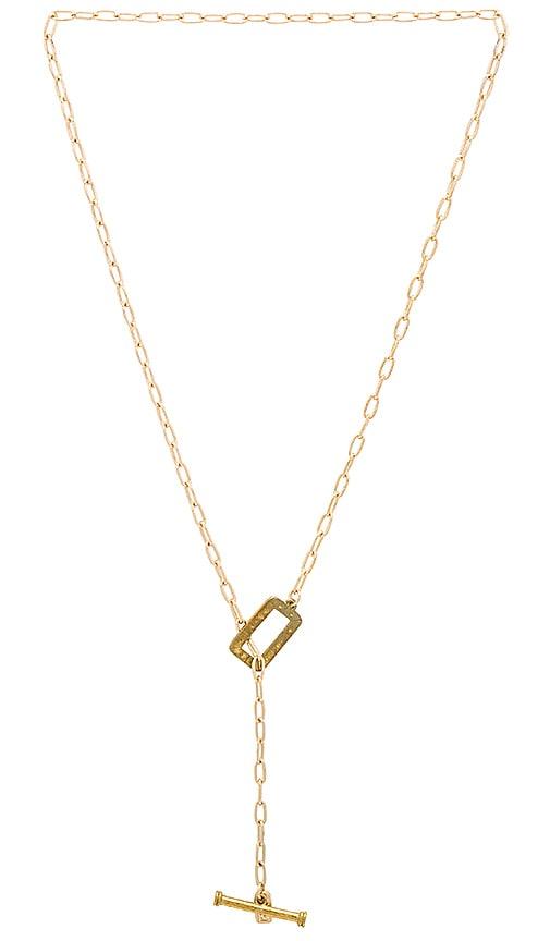 Dallas Toggle Necklace