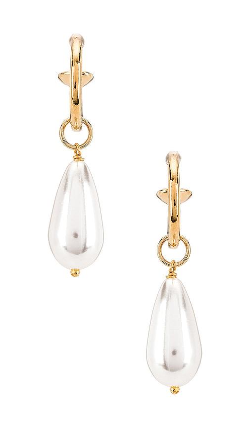 The Pearl Drop Earrings