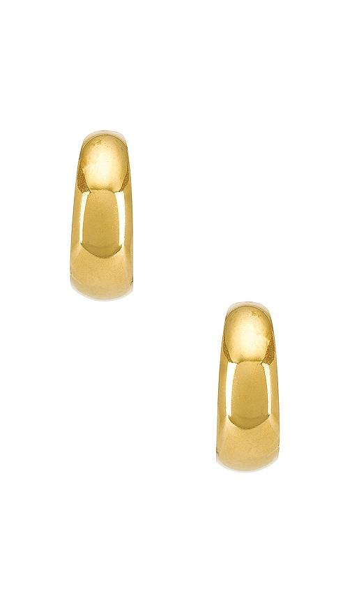 The Luna Hoop Earrings