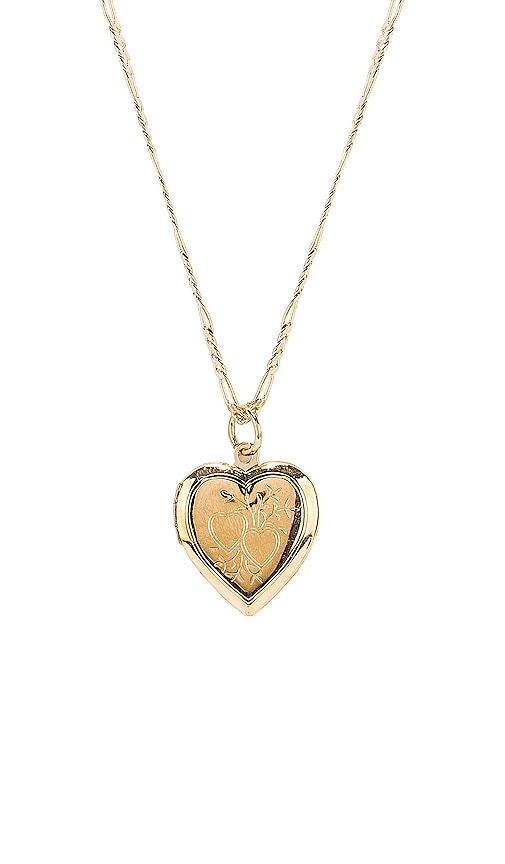 The Lover Locket Necklace
