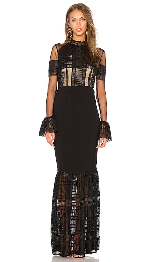 VONE Luna Dress in Black