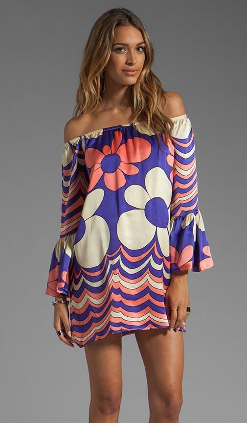 Fiori Long Sleeve Dress
