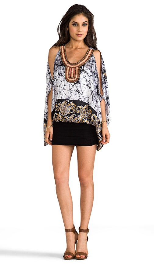 Dahlia Blouson Dress
