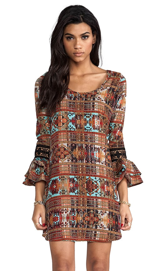 Calista Long Sleeve Dress