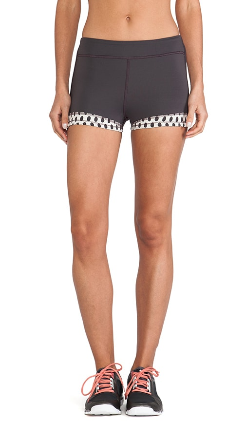 Banded Boy Short